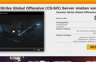 CS:GO bei PGS bestellen, Schritt 1 ganz einfach