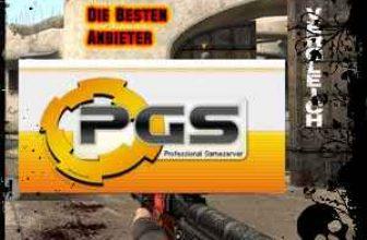 CS;GO bei PGS-Server schnell und günstig EPS Standard