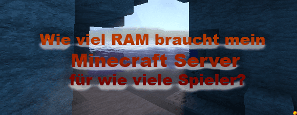 Wie Viel Ram Braucht Ein Minecraft Server - Minecraft server erstellen vserver