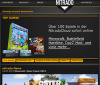 In unserem SPOTLIGHT: Nitrado  – TOP5 Minecraft Server Mietent
