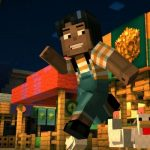 Minecraft Story Mode Jesse kann man als Mann oder Frau spielen