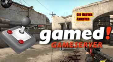 CS:GO bei gamed!de EPS-Profi Gameserver