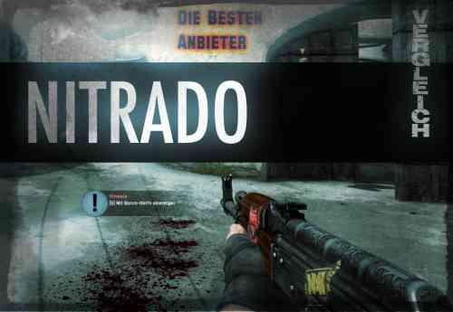 CS:GO bei NITRADO: Gameserver mieten ganz einfach