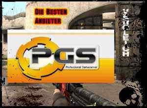 CS:GO bei PGS-Server schnell und günstig EPS Standard
