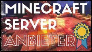 MINECRAFTSERVER-Hoster