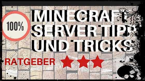 Minecraft Server Tipps Und Tricks Ratgeber Für Mehr Performance - Minecraft server erstellen mit tunngle