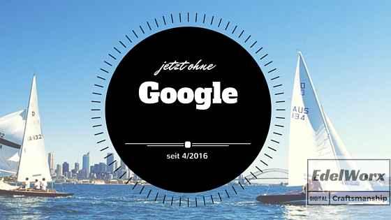 Ohne Google geht es auch ! Datenschutz wird respektiert auch bei Gameserver mieten