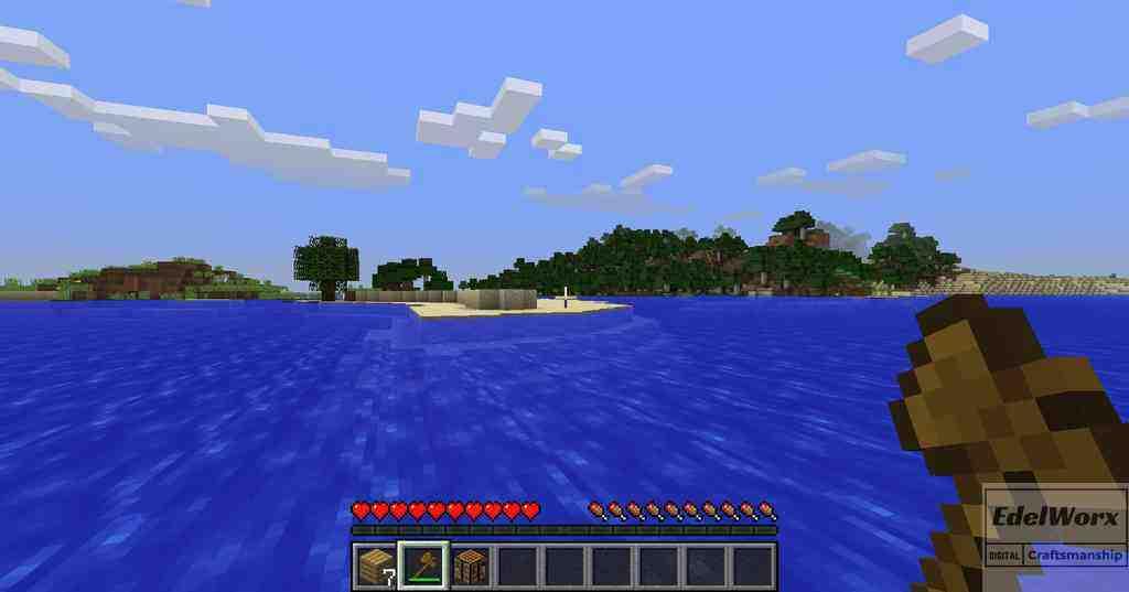 Minecraft Einsteiger Anleitung Schafe Scheren Unterschlupf Bauen - Minecraft spielen lernen