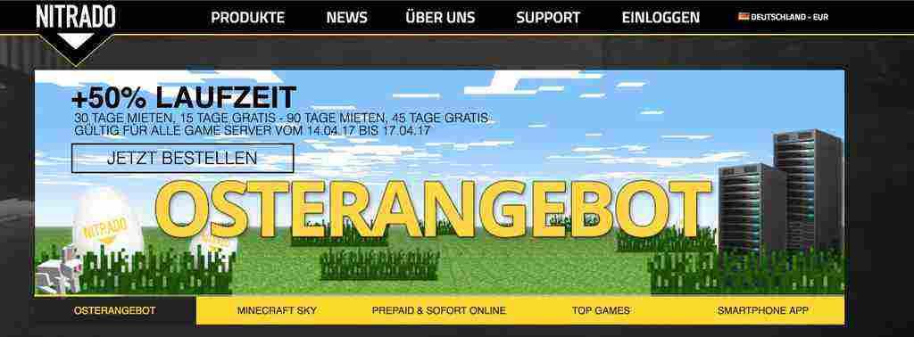 Gameserver Gutscheine im Ostercheck ! Gutscheine, Coupons mit fetten