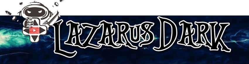 LazarusDark Logo von YoutubeKanal