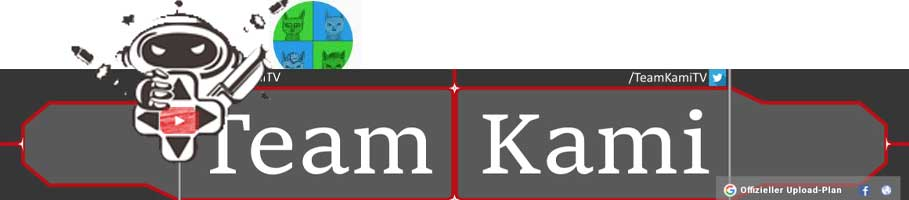 Youtube Logo von TeamKami