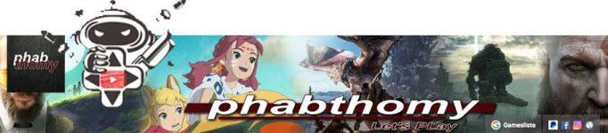 Logo des Let's Players phabthomy