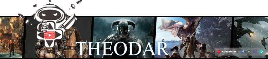 Theodar Let's Player Logo von Youtube