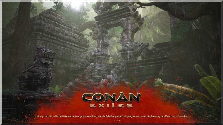 Conan exiles kadaver plündern