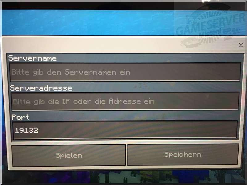 Server Für Minecraft PE Wie Geht Das Mit Der Bedrock Edition - Eigenen minecraft pe server erstellen kostenlos