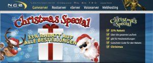 NGZ Server Gutschein Weihnachts-Gutschein