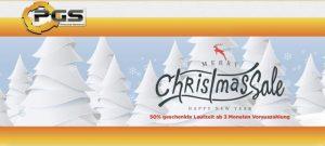 PGS Server Gutschein Weihnachts-Gutschein