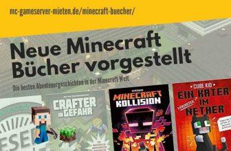 Neue Minecraft Geschichten und Abenteuer Bücher