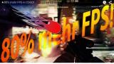★80% mehr FPS in CS:GO!