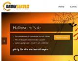 Halloween Sale bei DAWN-SERVER.DE verdoppelt die Laufzeit