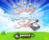 Abgelaufen: Spring & Summer Sale bei gamed!de