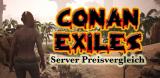 Aktueller Anbietervergleich für Conan Exiles Server zum Mieten
