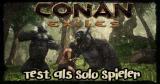 Conan Exiles Test: Überleben als Einzelspieler mit großen Silikonbrüsten