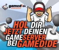 Gamed!de Gameserver mieten mit Performance Boost