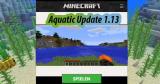 News zu Minecraft 1.13 Aquatic Update  2018