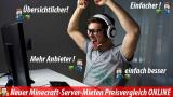 Neue Minecraftserver Preisliste ist online | Mehr Slots durch Vergleichen